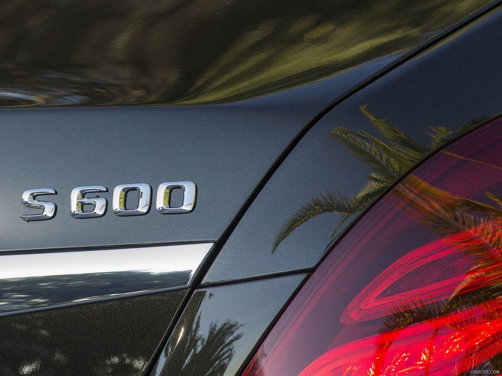 Mercedes 6.0 liter