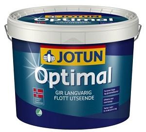 Optimal vanntynnet akrylmaling utendørs