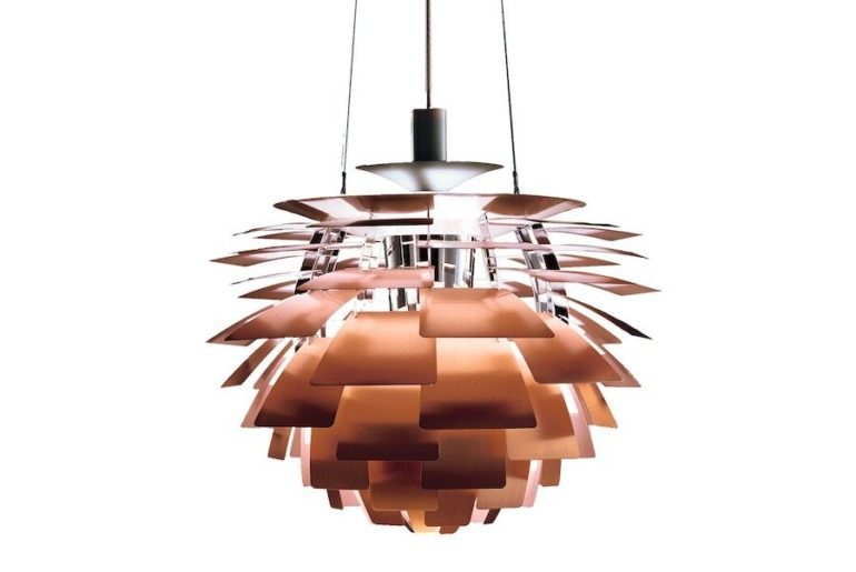 kongle lampe Artichoke