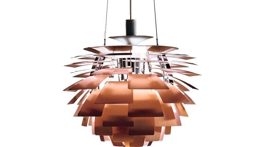 kongle lampe Artichoke