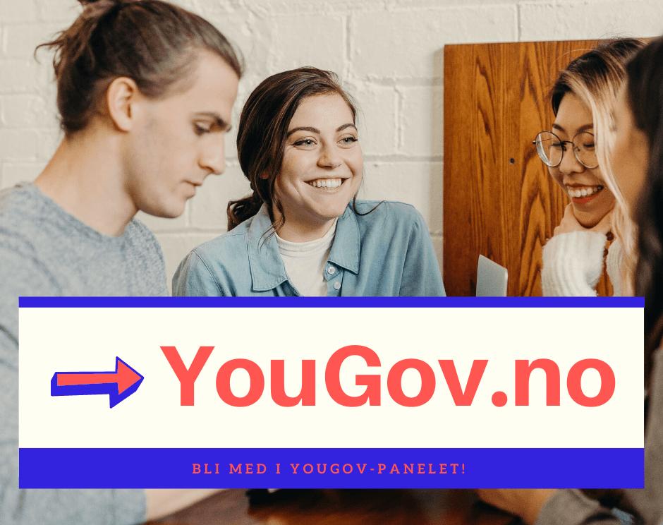 YouGov betalte spørreundersøkelser