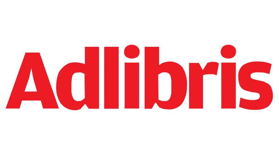 Adlibris bokhandel logo
