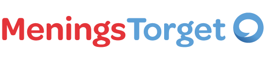 Meningstorget logo