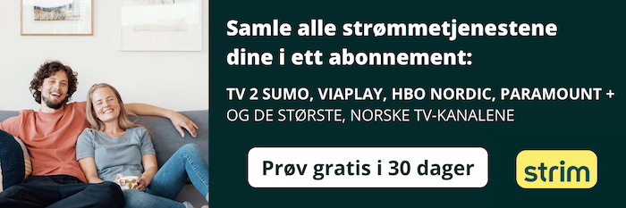 Strim - Annonse