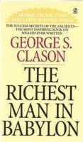 the richest man in babylon - bok