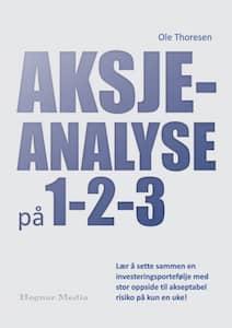 aksje-analyse på 1-2-3