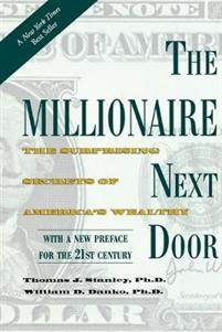 Millionaire next door - bok