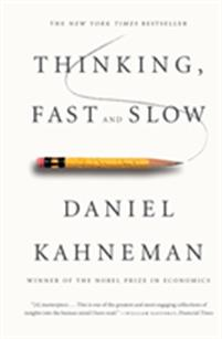 thinking fast and slow - bok